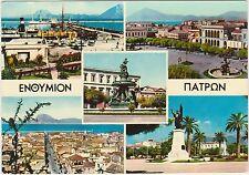 RICORDO DI PATRASSO - PATRAS - VEDUTINE (GRECIA) 1962