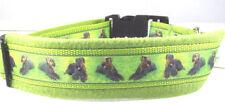"""Hundehalsband """" Riesenschnauzer"""", L 50-58 cm Halsumfang cm Halsumfang,"""
