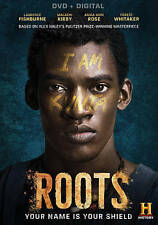 Roots DVD 3 Disc Set Complete 2016 History Channel Series Brand NEW