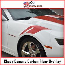 Chevrolet Camaro Red Fender Hash Marks LT RS SS 2010-2015