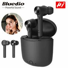 Bluedio TWS Wireless Bluetooth 5.0 Earphones Sport Stereo Earbuds Headphone HiFi