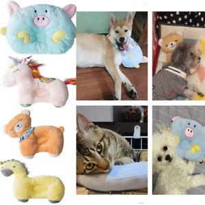 Soft Cushion Pillow Dog Cat Pet Cartoon Shaped Dog Puppy Sleeping Pillow