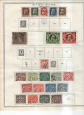 Bavaria On Minkus Album Pages 1849-1920
