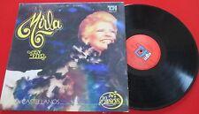 """MIRLA CASTELLANOS """"En Vivo: 20 Años"""" ORIGINAL 1980 LP Venezuela"""