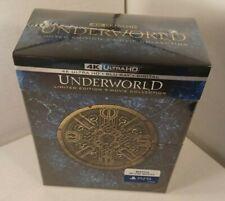 Underworld 5 Movie Collection (4K+Blu-ray+Digital) NEW (Sealed)- Box Shipping