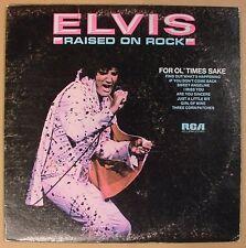 Elvis Presley Raised on Rock/For Ol' Times Sake Orange Label /RCA APL1-0388