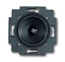Busch Jaeger 8223U UP-Lautsprecher 2W schwarz 4Ohm NEU