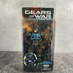 NECA Gears of War Anthony Carmine Figure NEW Sealed Rare SDCC Exclusive 2008