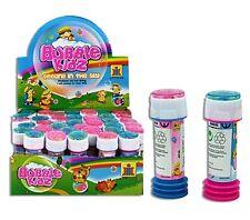 12 x Seifenblasen mit Geduldspiel - Mitgebsel Kindergeburtstag Tombola