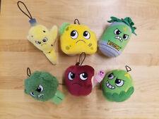 Kidrobot Yummy World Heidi Kenny Yukky Series Small Plush Set 4-inch