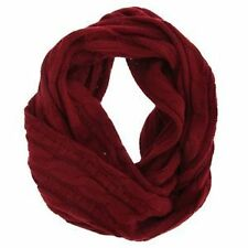 Men's Acrylic Cowl and Snood Scarves