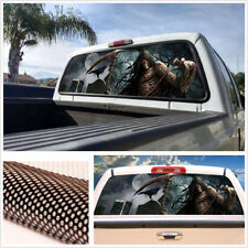 "22""x65"" Large Tint Eye-catching Sticker Rear Window Graphic Decal for Truck SUV"