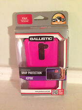 Ballistic Aspira Series Case for LG G2 Hot Pink / Black