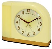 Westclox Big Ben Moon Beam Yellow Alarm Clock