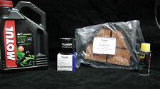 Triumph Tiger 1050 2007-2011 Service Kit Genuine Filters Plugs Motul 5000