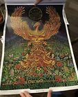 Dead+and+Company+2021+Tour+VIP+Poster+-+signed+%26+hand+%23%E2%80%99d++by+EMEK+%236714