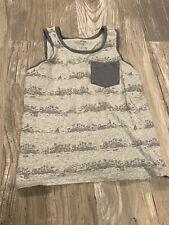 Carter's Tank Top Shirt Gray Grey Size 5