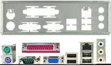 ATX Blende I/O shield Asus P4BP-MX P4GE-MX #385 io backplate P4S800-MX SE P4P800