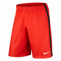 nike mens red shorts large x large xx large new tags max graphic football sport