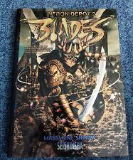 INTRON DEPOT 2 - BLADES ( 1998 )Masamune ShirowARTBOOK