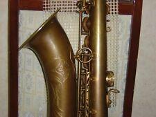 Japan Brand ELKHEART E59-AUL Tenor Saxophone mark vi inspired w/Selmer acc