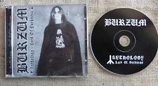 V. Vikernes – Anthology - Lord Of Darkness - - CD