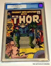 Journey Into Mystery 122 CGC 4.5 OW Marvel Comic Book 1965 ODIN Cover!