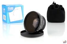 Pixco Ø 52mm WIDE CONVERTITORE + Macro Lente ad esempio Nikon AF-S DX NIKKOR 18–55 mm