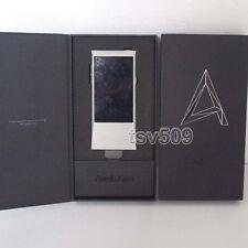 Genuine Iriver Astell & Kern AK Jr 64GB Hi-Res Portable Wi-Fi MP3 Player Silver