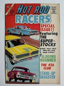 Hot Rod Racers (1964) #3 - Very Good