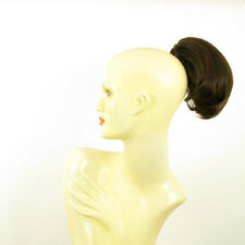 Hairpiece Ponytail Short Chocolate Copper wick ref 2/6h30 PERUK