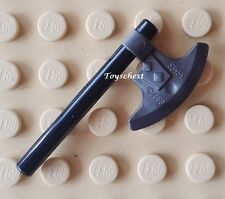 LEGO HAND AXE for CASTLE VIKING DWARF KNIGHT WEAPON MINIFIG new