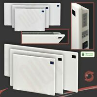 """""""NOVA LIVE R"""" Slimline WHITE Electric Panel Heaters (1000W, 1500W OR 2000W)"""