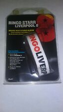 The Beatles Ringo Starr Liverpool 8 (USB wristband) NEW Factory Sealed