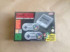 Super Nintendo Mini (Nintendo Classic Mini 512MB) Gray Console