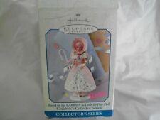 1998 Barbie Little Bo Peep Doll Children's Collector's Hallmark Ornament