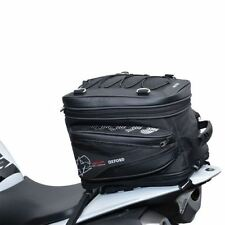 Oxford T40R Lifetime Tail Pack Motorcycle Motorbike Tail Bag Black OL325