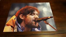 CONOR OBERST signed 11x14 photo COA PROOF BRIGHT EYES DESAPARECIDOS INDIE