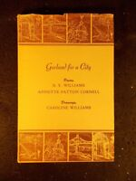 Garland For A City: Poems by B.Y. Williams/Annette Patton Cornell (HB, 1946)