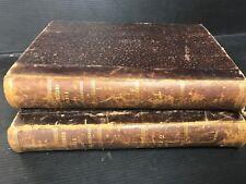 B75 1889 x centenario storia rivoluzione francese adolfo thiers in 2 volumi
