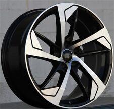 "SET(4) 19"" 19x8.5 5x112 +35 Wheels Fit Audi A4 S4 A5 S5 A6 A7 RS4 RS5 A8 Q5 Q3"