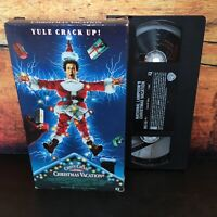 National Lampoon's Christmas Vacation VHS Movie w/ Chevy Chase, Randy Quaid 1989
