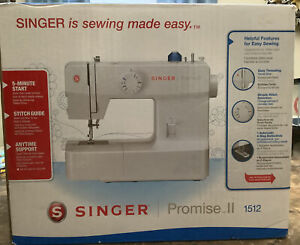NEW Singer 1512 Sewing Machine Promise ll  Easy Threading