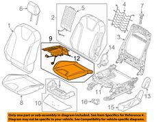 FORD OEM 13-14 Focus Passenger Seat-Foam Cushion Pad Right DV6Z58632A22H
