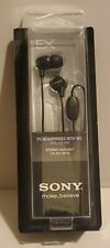 SONY DR-EX13DPV  PC Headphones  WITH MIC STEREO HEADSET- Black