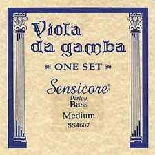 Super Sensitive 4607SSN Sensicore Bass Viola de Gamba Stri