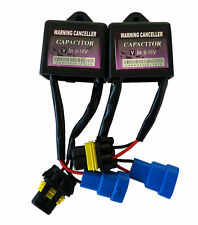 2 Problem Eliminator Plugs HID Flickering Canceller Reducing Fits all Xenon Kits