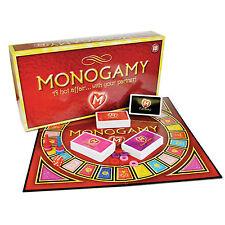 Monogamia un HOT Affair Gioco da tavolo per adulti sexy divertente STORIA D'AMORE COPPIA REGALO DI NATALE