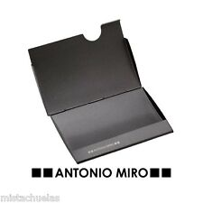 TARJETERO ALUMINIO TALPAX COLECCION ANTONIO MIRO