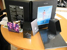 "PINK FLOYD ""Shine On"" 9 CD box con cartoline, display-Box e hardcover book US"